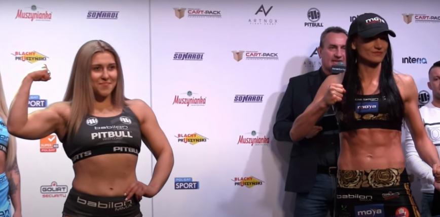 Babilon MMA 19: Róża Gumienna z pierwszą porażką w karierze