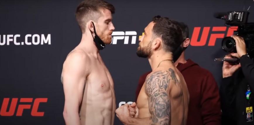 UFC Fight Night 184: Cory Sandhagen nokautuje Frankiego Edgara w 28 sekund!