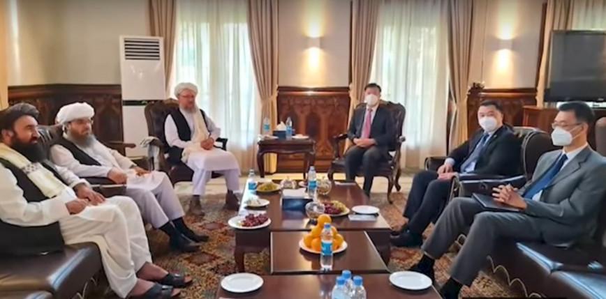 Władze Chin przekażą 31 mln dolarów pomocy kryzysowej dla Afganistanu