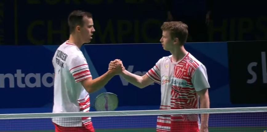 Badminton - EMTC: Duńczycy!