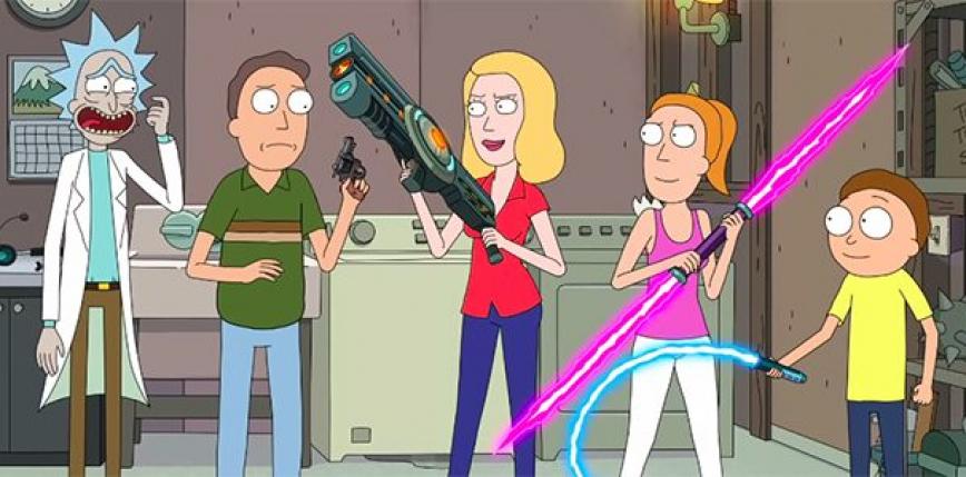 "Nowy sezon ""Ricka i Morty'ego"" na platformie HBO GO"