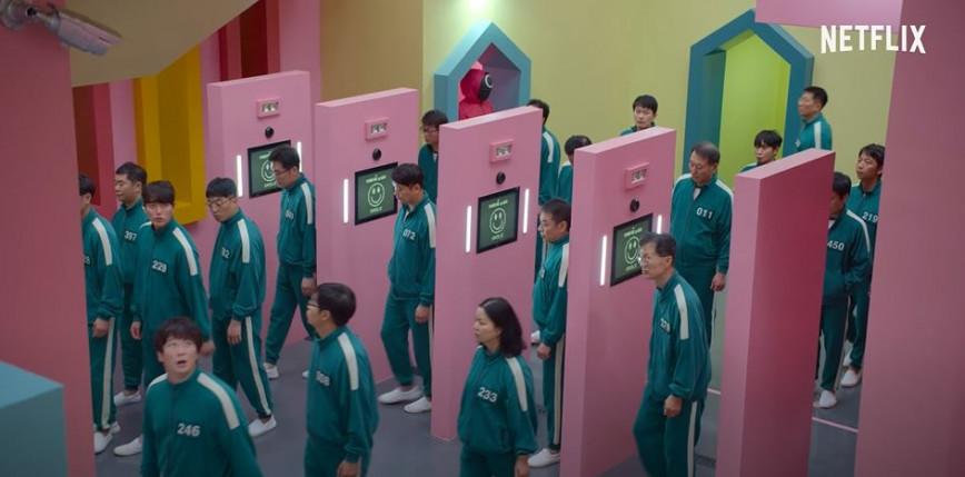 """Media w Korei Północnej o """"Squid Game"""""""