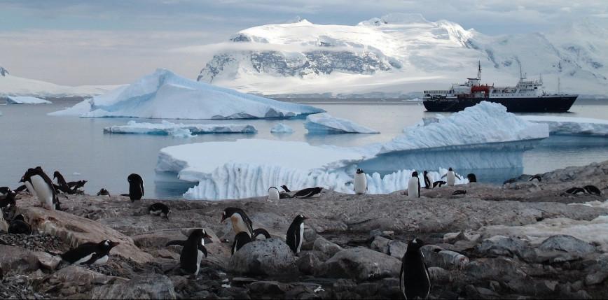Australia planuje budowę dużego lotniska na Antarktydzie
