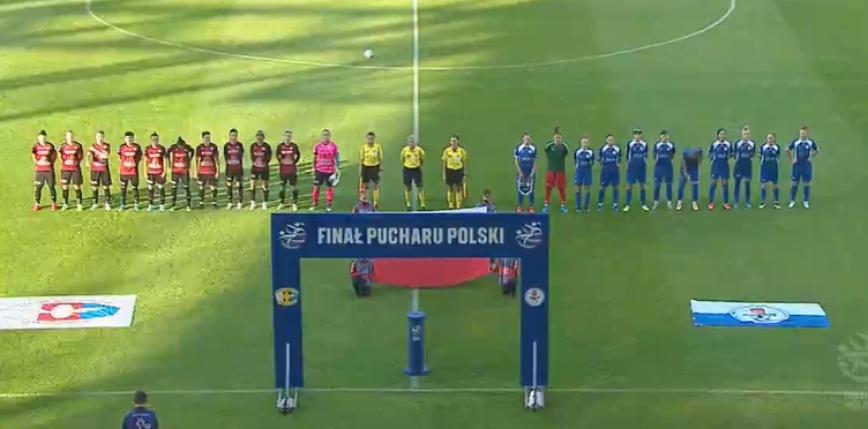 Piłka nożna kobiet: triumf Czarnych Sosnowiec w Pucharze Polski