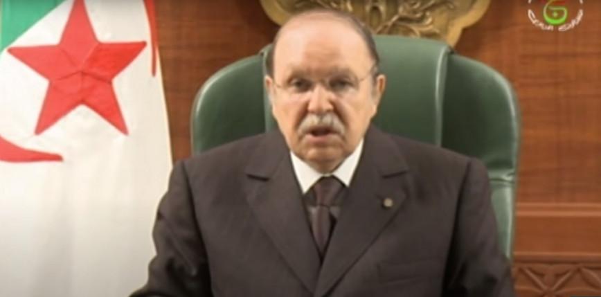 Algieria: zmarł były prezydent Abdelaziz Bouteflika