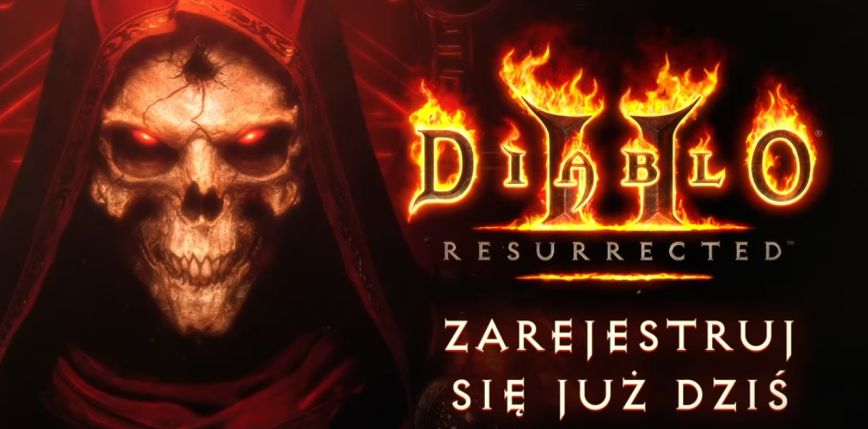 """BlizzCon 2021: """"Diablo II"""" w odświeżonej wersji"""