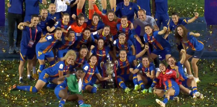Copa de la Reina: finał dla FC Barcelony, Katalonki z trypletem