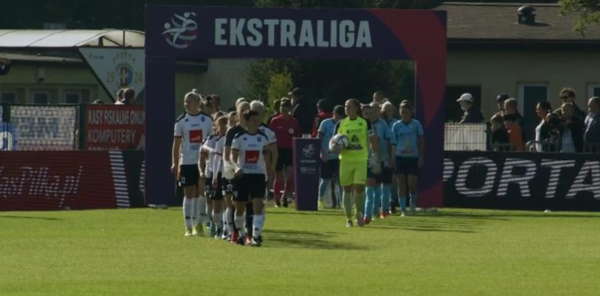 Piłka nożna kobiet: ligowy hit dla Górnika, osiem goli w Koninie