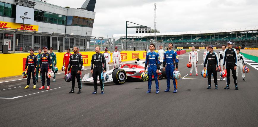 F1: zaprezentowano bolid na sezon 2022