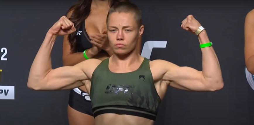 UFC 261: Rose Namajunas nową mistrzynią!