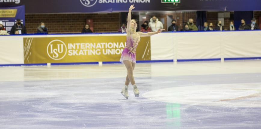 """Łyżwiarstwo figurowe: Kurakowa z kwalifikacją olimpijską, """"Spełniły się moje marzenia"""" [wywiad]"""