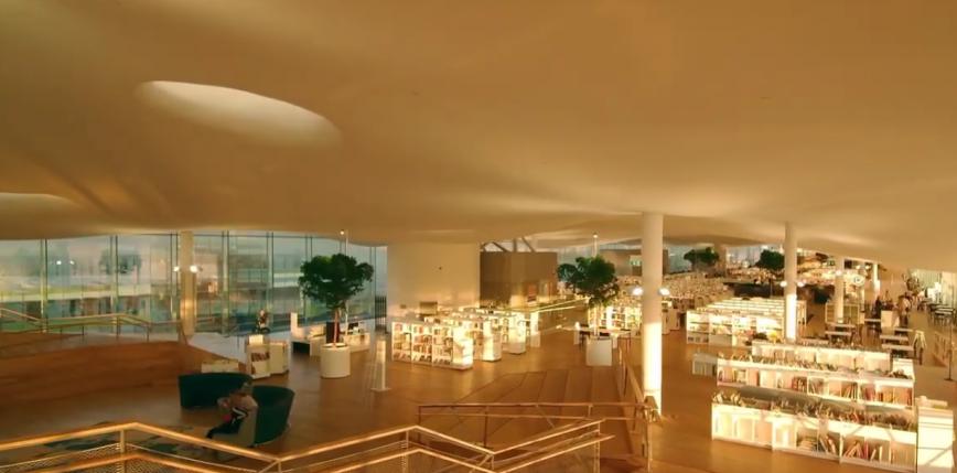 Finlandia ma jedne z najlepszych bibliotek publicznych na świecie
