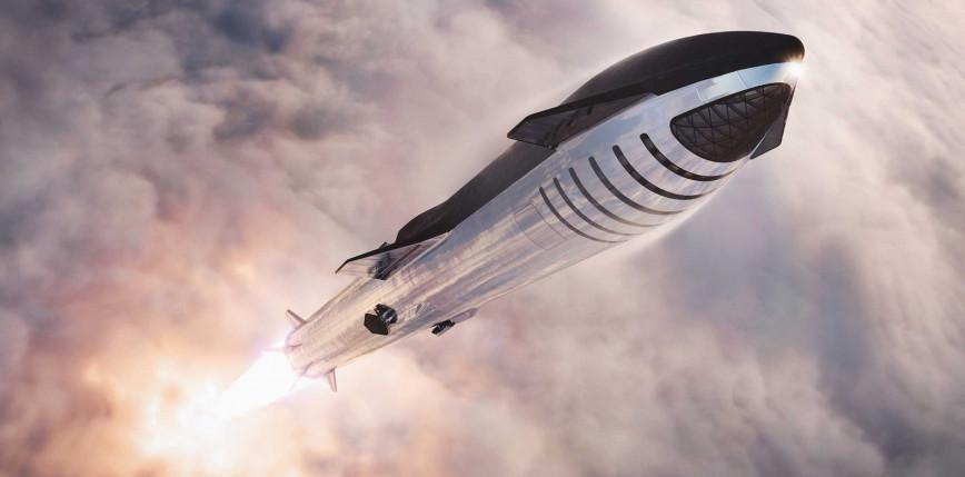 SpaceX planuje pierwszy orbitalny lot testowy Starshipa!