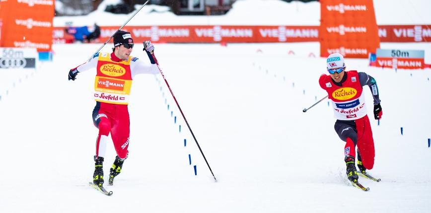 Kombinacja norweska - PŚ: zwycięstwo Riibera na otwarcie rywalizacji w Seefeld